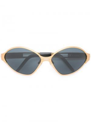 Солнцезащитные очки JPG Jean Paul Gaultier Vintage. Цвет: металлический