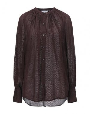 Pубашка EQUIPMENT. Цвет: красно-коричневый