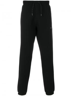 Классические спортивные брюки Carhartt. Цвет: чёрный