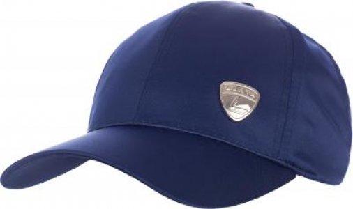 Бейсболка женская Luhta. Цвет: синий