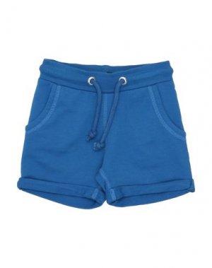 Бермуды GAS. Цвет: синий