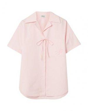 Pубашка KENZO. Цвет: розовый