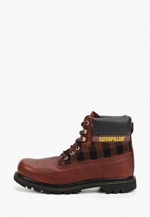 Ботинки Caterpillar COLORADO. Цвет: коричневый