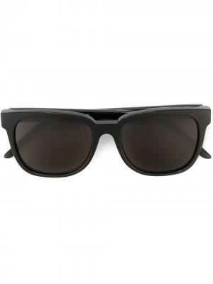 Солнцезащитные очки People Retrosuperfuture. Цвет: черный