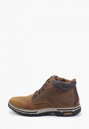 Ботинки Skechers SEGMENT 2.0. Цвет: коричневый