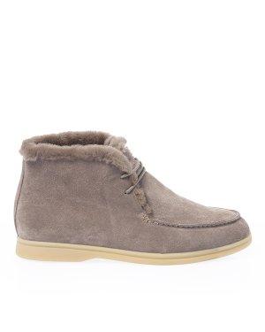 Ботинки Y913-2 36 серый Just Couture. Цвет: серый