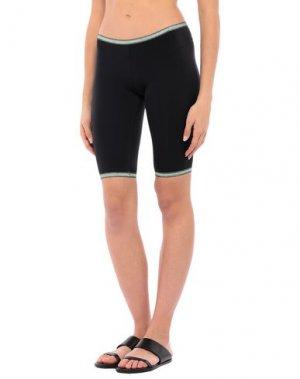 Пляжные брюки и шорты GAVI'EN. Цвет: черный