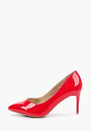 Туфли Betsy. Цвет: красный