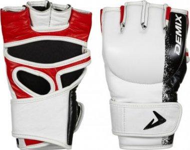 Перчатки MMA , размер 9 Demix. Цвет: белый