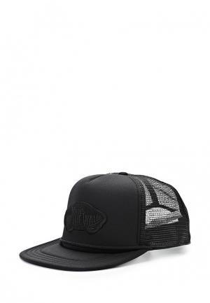Бейсболка Vans CLASSIC PATCH. Цвет: черный