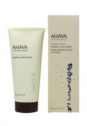 Крем для рук Ahava Deadsea Water Минеральный 100 мл