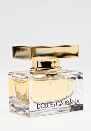 Парфюмерная вода Dolce&Gabbana The One 30 мл. Цвет: белый
