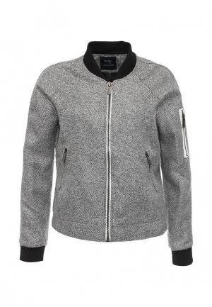 Куртка Tantra. Цвет: серый