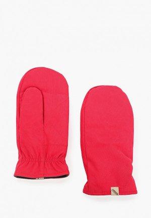 Варежки Bask. Цвет: красный