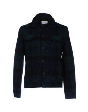 Пиджак CARVEN. Цвет: темно-зеленый