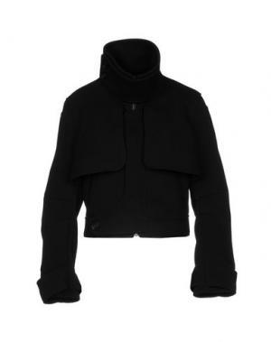 Куртка ATLEIN. Цвет: черный