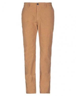 Повседневные брюки ELVINE. Цвет: абрикосовый