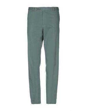 Повседневные брюки DIMENSIONE. Цвет: зеленый