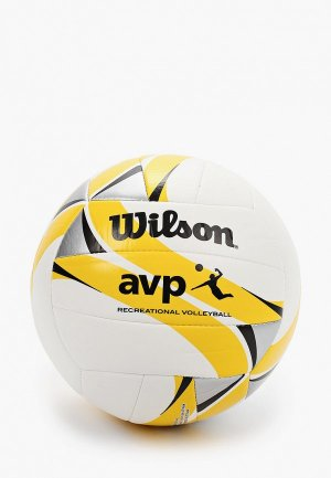 Мяч волейбольный Wilson AVP RECREATIONAL VB. Цвет: белый
