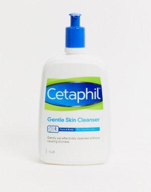 Очищающее средство для чувствительной кожи , 1 л-Бесцветный Cetaphil