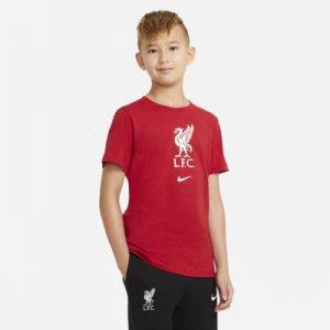 Игровая футболка для школьников Liverpool FC - Красный Nike