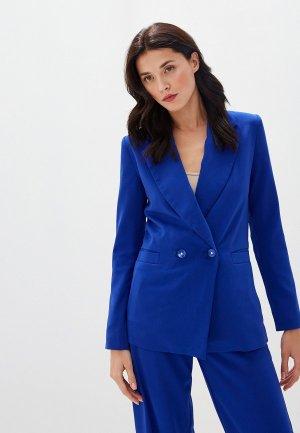 Пиджак Imago. Цвет: синий