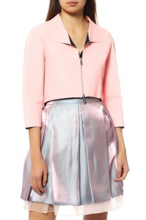 Жакет Dior. Цвет: бордовый