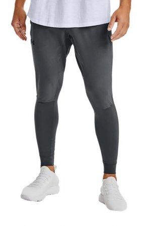 Брюки Hybrid Pants Under Armour. Цвет: серый