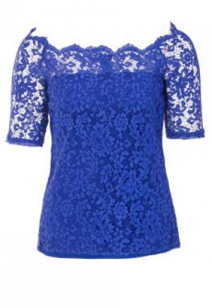 Блуза DEXTERIOR D'EXTERIOR. Цвет: синий