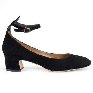 Туфли Alla Pugachova AP9101-01-black-21L. Цвет: черный