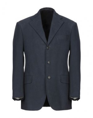 Пиджак JOHN MAC KAY. Цвет: темно-синий