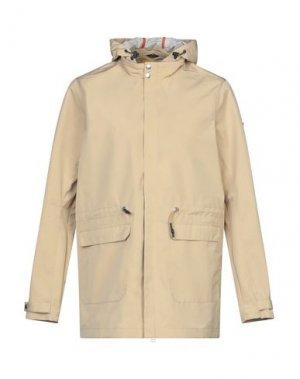 Легкое пальто CIESSE PIUMINI. Цвет: бежевый