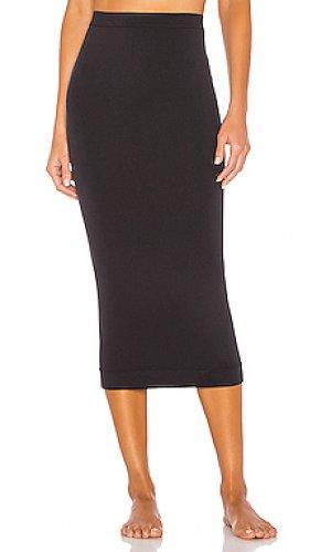 Платье minimalist Commando. Цвет: черный
