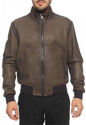 Куртка NIPAL. Цвет: зеленый