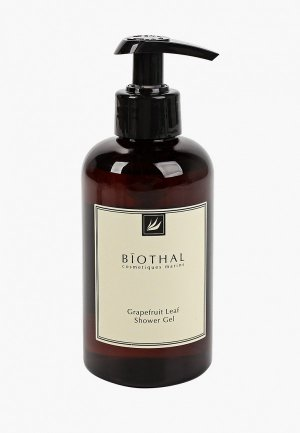 Гель для душа Biothal душа, Грейпфрут, 300 мл. Цвет: прозрачный