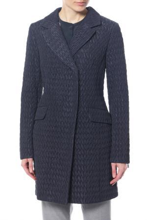 Куртка SONIA BOGNER. Цвет: синий