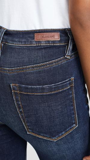 Waverly High Rise Flare Jeans Blank Denim