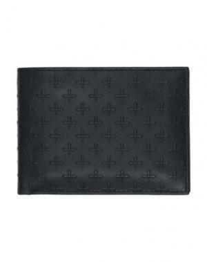 Бумажник JOHN RICHMOND. Цвет: черный
