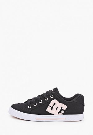 Кеды DC Shoes CHELSEA J SHOE BBP. Цвет: черный