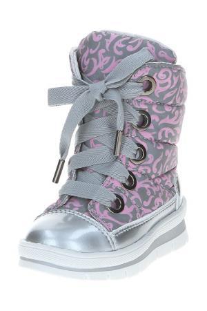 Ботинки Jog Dog. Цвет: розовый рефлекс