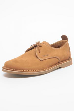 Туфли Friendly. Цвет: оранжевый