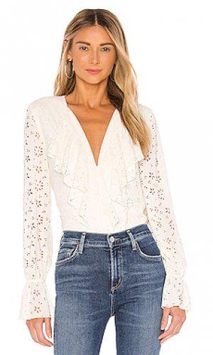 Блузка miranda Bailey 44. Цвет: белый