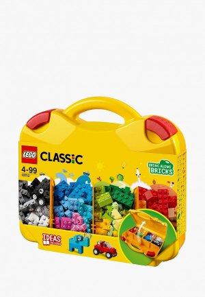 Конструктор LEGO Classic 10713 Чемоданчик для творчества и конструирования. Цвет: разноцветный