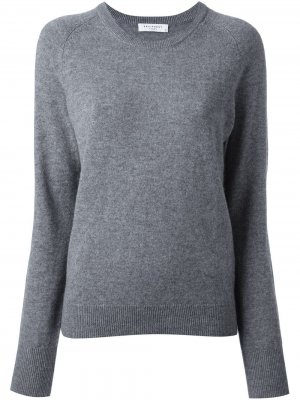 Crew neck sweater Equipment. Цвет: серый
