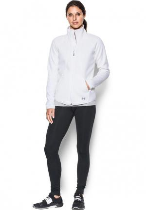 Олимпийка Under Armour UA Extreme Coldgear Jacket. Цвет: белый