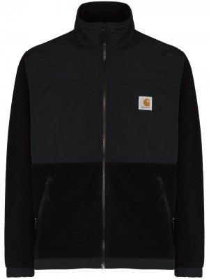 Куртка Nord на молнии Carhartt WIP. Цвет: черный