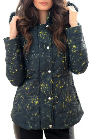 Jacket RADEKS. Цвет: brown