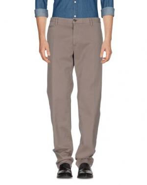 Повседневные брюки ALVIERO MARTINI 1a CLASSE. Цвет: голубиный серый