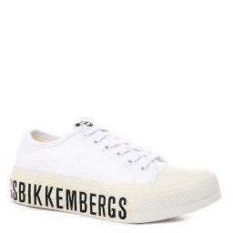 Кеды AMILIA белый BIKKEMBERGS