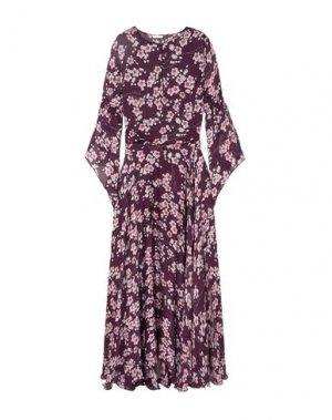 Длинное платье EYWASOULS MALIBU. Цвет: фиолетовый